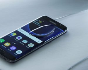 Samsung Galaxy S9 with new wireless charge technology