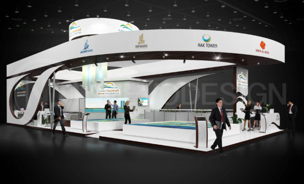 Exhibitions stand designer, contractor and builders